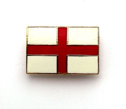 England Badge - St George Cross